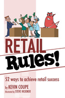 Retail Rules!, Kevin Coupe, Brigantine Media