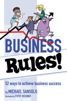 Business Rules!, Michael Sansolo, Brigantine Media