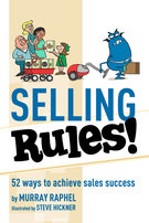 Selling Rules!, Murray Raphel, Brigantine Media