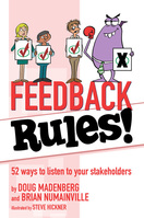 Feedback Rules, Doug Madenberg, Brian Numainville, Brigantine Media