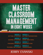 Master Classroom Management, Jerry Evanski, Brigantine Media