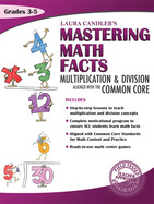 Mastering Math Facts, Laura Candler, Brigantine Media